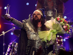 Lordi - Image by Associated Press